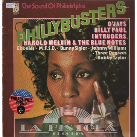 Various - Phillybusters - The Sound of Philadephia