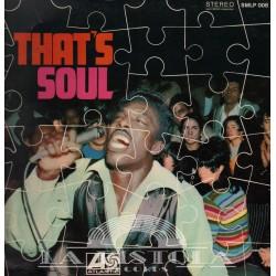 Various - That's Soul