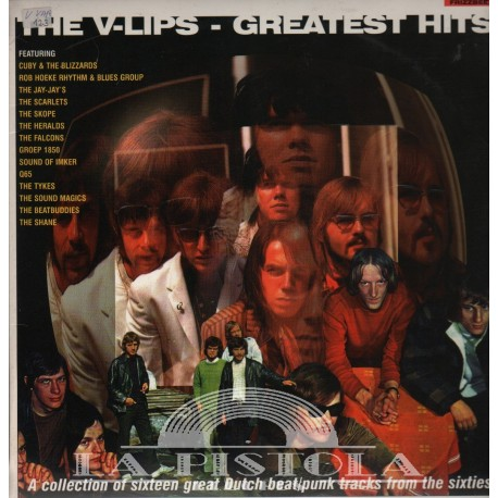 Various - The V-Lips - Greatest Hits