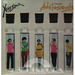X-Ray Spex - Adolescents