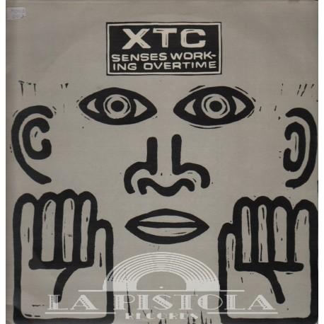 XTC - Senses Working Overtime