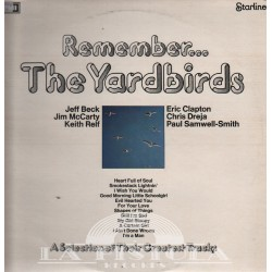 The Yardbirds - Remember ...