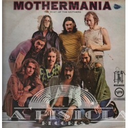 The Mothers - Mothermania - The Best of The Mothers