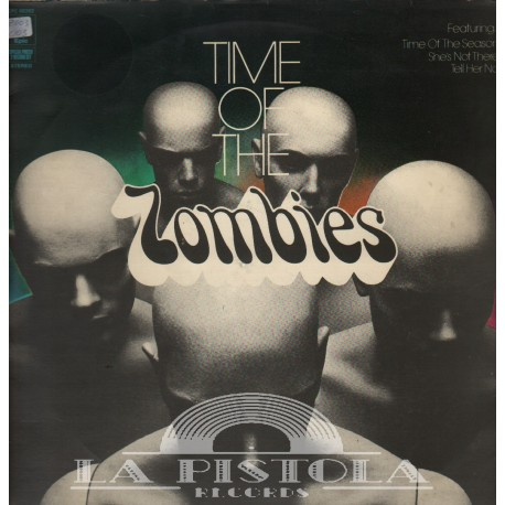 The Zombies - Time Of The Zombies