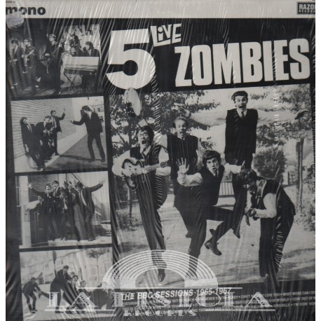 The Zombies - 5 Live Zombies – The BBC Sessions 1965-67