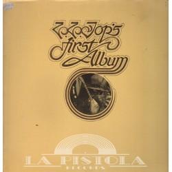 ZZTOP - Zztop's First Album