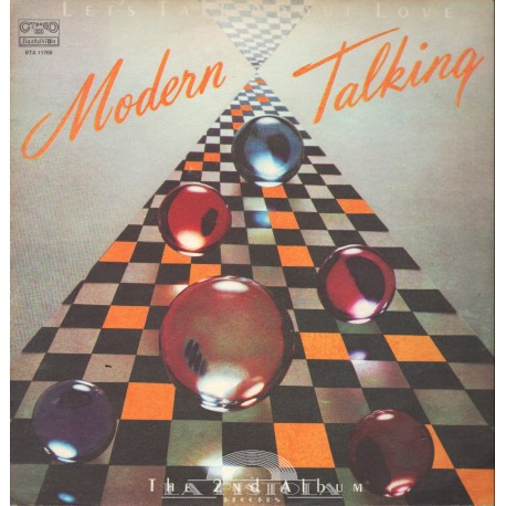 Modern Talking - The 2nd  Album