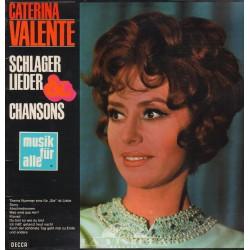Katharina Valente - Schlager,Lieder&Chansons