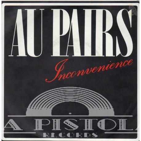Au Pairs - Inconvenience