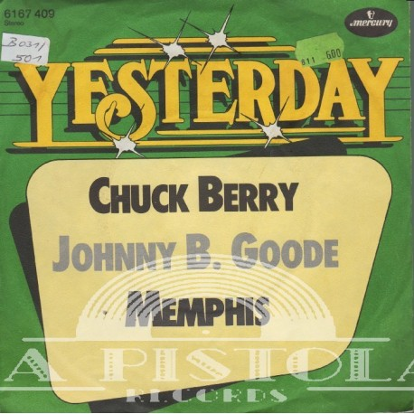 Chuck Berry - Johnny Be Goode
