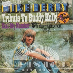 Mike Berry - Tribute to Buddy Holly
