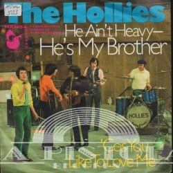 The Hollies  - He Ain`t Heavy - He`s My Brother