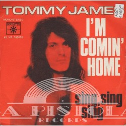Tommy James - I`m Comin`Home