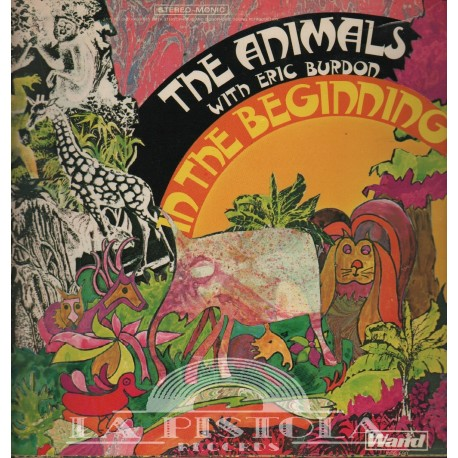 The Animals & Eric Burdon - In The Beginning