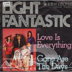 Light Fantastic - Love Is Everything