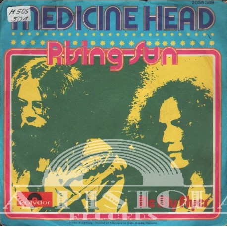 Medicine Head - Rising Sun